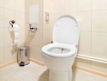 内部空间洗手间 图库摄影