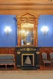 内部艺术品、装饰和建筑学 免版税图库摄影