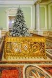 内部艺术品、装饰和建筑学 库存照片