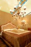 内部装饰业立场和家庭结构 库存照片