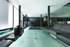 内部,现代设计 免版税图库摄影