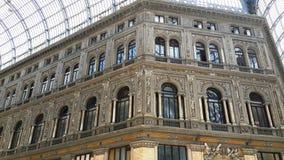 内部从意大利的美妙地被保存的大厦 库存照片