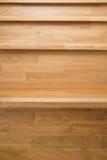 内部-木台阶 免版税库存图片