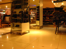内部购物中心 图库摄影
