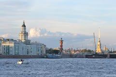 内阁求知欲在圣彼德堡 免版税库存图片