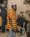 冈比亚人 库存照片