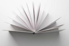 册页是一张顶视图,采光 免版税库存图片