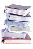 册页照片堆 免版税图库摄影