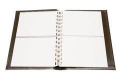 册页照片 库存照片