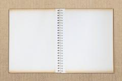 册页照片 免版税库存图片