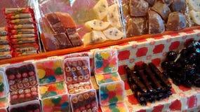 再墨西哥甜点 免版税库存图片