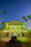 冒号市政厅,石头三姊妹,阿根廷。 免版税库存照片