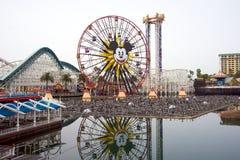 冒险加利福尼亚迪斯尼s 免版税图库摄影