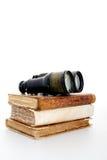 冒险和旅行书 免版税库存照片