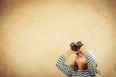 冒险和旅行概念 免版税库存照片