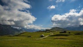 冒险在瑞士 免版税库存图片