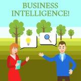 写文本商业情报的词 信息最优方法的企业概念优选Perforanalysisce 库存例证