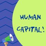 写文本Huanalysis资本的词 工作者s的经济价值的量化的企业概念是技巧 向量例证