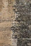 写电影脚本在一个坟茔在Hierapoli,代尼兹利, T北大墓地  图库摄影