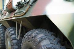 军事副坦克 免版税库存照片