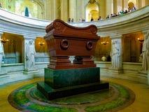 军事博物馆拿破仑坟茔巴黎 库存图片