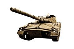 军事坦克 免版税图库摄影