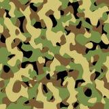 军事模式向量 免版税库存照片