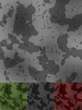 军事纹理样式 向量例证