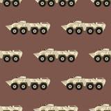 军事运输技术军队战争坦克产业技术装甲系统 向量例证