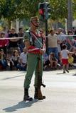 军团的士兵西班牙语 库存图片