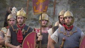 军团罗马战士 股票录像