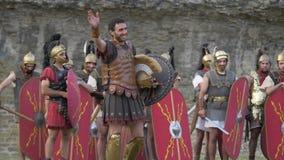 军团罗马战士 影视素材