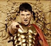 军团罗马战士 库存照片