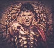 军团罗马战士 免版税库存照片