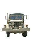 军用卡车 免版税库存照片
