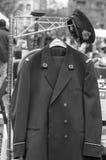 军用服装 免版税图库摄影