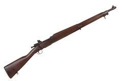 军用步枪 免版税库存照片