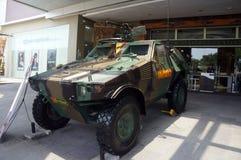 军用设备 免版税库存图片