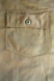 军用长裤 免版税图库摄影