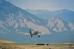 军用飞机 免版税库存照片