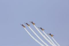 军用飞机 免版税图库摄影