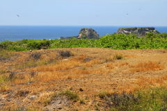 Isla de拉普拉塔 库存图片