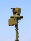 军队光学和电子设备 免版税库存照片