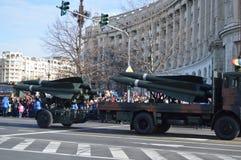 军队导弹 图库摄影