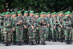 军队战士 库存照片