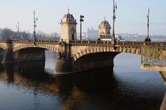 军队桥梁 免版税库存照片