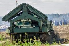 军队比赛2017 工程学惯例 秋明州 俄国 库存图片