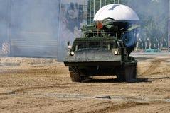军队比赛2017 工程学惯例contestRussia 图库摄影