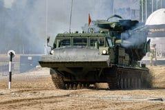 军队比赛2017 工程学惯例contestRussia 免版税图库摄影