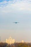 军队飞机 库存照片